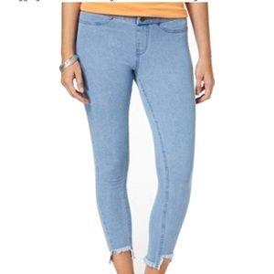HUE Hi-Low Hem Original Jeans